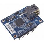 WIZnet Inc WIZ145SR, Ethernet Transceiver, 100Mbps Module