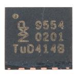 NXP 8-Channel I/O Expander I2C, SMBus 16-Pin HVQFN, PCA9554BS,118