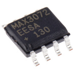 Maxim Integrated 3.3 V Differential Cable Transceiver 8-Pin SOIC, MAX3072EESA+T