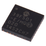 Microchip 16 bit Energy Meter IC 28-Pin QFN, MCP39F501-E/MQ