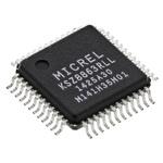 Microchip KSZ8863RLL, Ethernet Switch IC, 10Mbps, 1.8 V, 3.3 V, 48-Pin LQFP