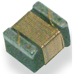 TE Connectivity, 3640, 0402 (1005M) Wire-wound SMD Inductor 6.2 nH ±5% Wire-Wound 1.6A Idc