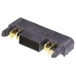 Molex, EXTreme Ten60Power, 46437 28 Way 3 Row Right Angle Heavy Duty Power Connector, Through Hole, Solder Termination