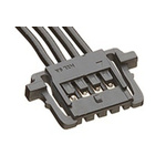 Molex 15131 Series Number Wire to Board Cable Assembly 1 Row, 4 Way 1 Row 4 Way, 50mm