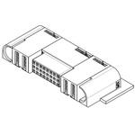 Molex, EXTreme Ten60Power, 46436 28 Way 3 Row Right Angle Heavy Duty Power Connector, Through Hole, Solder Termination
