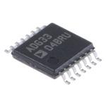 Analog Devices ADG3304BRUZ, Logic Level Translator Level Translator, 14-Pin TSSOP