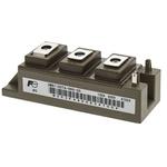 Fuji Electric 2MBI100TA-060-50 Series IGBT Module, 100 A 600 V, 7-Pin M232, Panel Mount