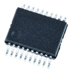 Cypress Semiconductor CY8C21334B-24PVXI, CMOS System-On-Chip for Automotive, Capacitive Sensing, Controller, Embedded,