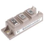 Fuji Electric 2MBI100VA-120-50 Series IGBT Module, 100 A 1200 V, 7-Pin M263, Panel Mount