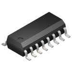ON Semiconductor MC14538BDWG, Dual Monostable Multivibrator 4.2mA, 16-Pin SOIC