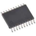 Maxim Integrated MAX3004EUP+, Voltage Level Translator Level Translator Bi-Directional, 20-Pin TSSOP