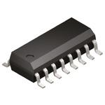 Analog Devices ADG712BRZ Analogue Switch Quad SPST 3 V, 5 V, 16-Pin SOIC
