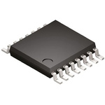 Texas Instruments CD74HC85PWR, 4-Bit, Magnitude Comparator, Non-Inverting, 16-Pin TSSOP