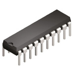 Texas Instruments SN74LS684N, 8-Bit, Magnitude Comparator, Push-Pull, Inverting, 20-Pin PDIP