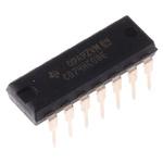 Texas Instruments CD74HC08E, Quad 2-Input AND Logic Gate, 14-Pin PDIP