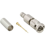 Straight 75Ω Adapter BNC Plug 18GHz