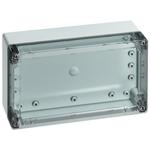 Spelsberg TG, Grey ABS Enclosure, IP66, IP67, 202 x 122 x 75mm