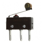 SPDT Roller Lever Microswitch, 5 A