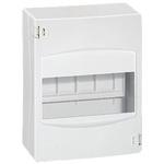 Legrand White Plastic Enclosure, IP30, 74 x 128 x 160mm