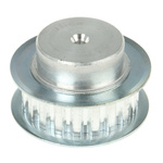 RS PRO Timing Belt Pulley, Aluminium 14.3mm Belt Width x 5.08mm Pitch, 20 Tooth