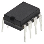 Analog Devices ADM660ANZ, Charge Pump Inverting, Step Up, -7 → -1.5 V, 5 → 14 V 8-Pin, PDIP