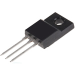 Diodes Inc APT13005TF-G1 NPN Bipolar Transistor, 4 A, 700 V, 3-Pin TO-220F
