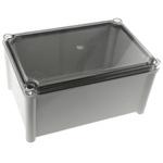 CAHORS GRP Combiester, Grey Fibreglass Enclosure, IP66, 270 x 180 x 141mm