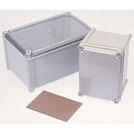 CAHORS GRP Combiester, Grey Fibreglass Enclosure, IP66, 360 x 360 x 171mm