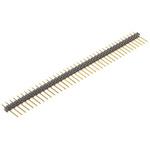 Stelvio Kontek, 471, 40 Way, 1 Row, Straight Pin Header