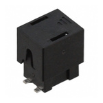 AVX Straight Surface Mount Micro Miniature Coaxial Connector, jack