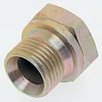Parker, Steel Hydraulic Blanking Plug, Max Operating Pressure 380 bar, Thread Size 3/8 in