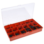 RS PRO Metric O-Ring Kit Nitrile, Kit Contents 510 Pieces