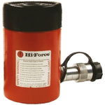 Hi-Force Single Portable Hydraulic Cylinder - Hollow Pulling Type HHS102, 11t, 50mm