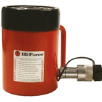 Hi-Force Single Portable Hydraulic Cylinder - Hollow Pulling Type HHS302, 33t, 50mm