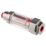 Parker UCC Hydraulic Flow Meter FM.26.322 219, BSP 3/4, 10L/min, 110L/min
