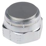 G 1 Steel Hydraulic Blanking Cap, 210 bar Max Operating Pressure