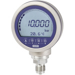 WIKA CPG1500 Hydraulic/Pneumatic Digital Positive Pressure Gauge