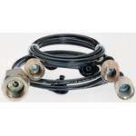 Hydrotechnik Hydraulic Test Point Hose S110-AC-FB-02.00, Connection A M16, Connection B G 1/2