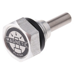 Elesa-Clayton, Aluminium Hydraulic Blanking Plug, Thread Size 1/4 in