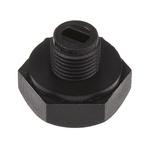 Elesa-Clayton, Glass Fibre Reinforced Plastic (GRP) Hydraulic Blanking Plug, Thread Size 1/8 in