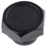 Elesa-Clayton, Glass Fibre Reinforced Plastic (GRP) Hydraulic Blanking Plug, Thread Size 3/8 in