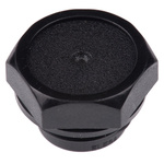 Elesa-Clayton, Glass Fibre Reinforced Plastic (GRP) Hydraulic Blanking Plug, Thread Size 1/2 in