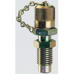 Hydrotechnik Hydraulic Test Point 2103-04-16.00, M16 x 2 Male