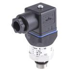 WIKA Hydraulic Pressure Sensor 12719049, 4-Pin L-Plug, 4 → 20mA, 0bar to 1bar