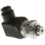 WIKA Hydraulic Pressure Sensor 12719251, 4-Pin L-Plug, 4 → 20mA, 0bar to 4bar