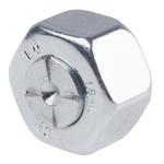 Steel Hydraulic Blanking Cap, 400 bar Max Operating Pressure