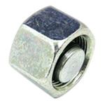 Steel Hydraulic Blanking Cap, 420 bar Max Operating Pressure