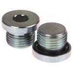 Parker, Steel Hydraulic Blanking Plug, Max Operating Pressure 400 bar, Thread Size M10 x 1