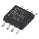 AD712JRZ Analog Devices, Op Amp, 3MHz, 8-Pin SOIC