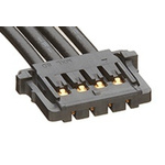 Molex 15132 Series Number Wire to Board Cable Assembly 1 Row, 4 Way 1 Row 4 Way, 150mm